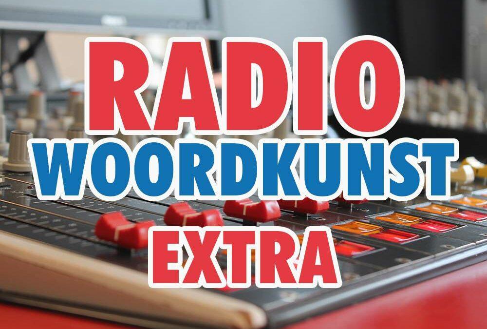 Interview op Radio Woordkunst
